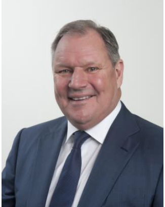Robert Doyle, Lord Mayor of Melbourne. (Lord Mayor's Office)