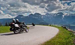 How to Traverse Europe on a Motorbike