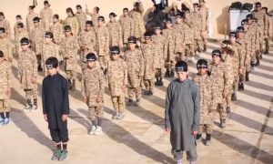 New Video Shows ISIS Training Child Soldiers
