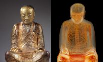Mummy Found Inside 1,000-Year-Old Buddha Statue