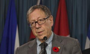 Canadian MP Irwin Cotler Backs Calls for End to Forced Organ Harvesting in China