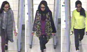 Three Missing UK Schoolgirls Arrive at ISIS Training Camp in Raqqa: Rights Group