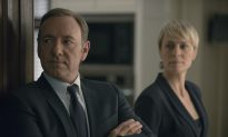 'House of Cards' Star Robin Wright Demanded Same Pay as Kevin Spacey