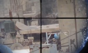 ISIS Releases a New Sniper Video, Civilians Apparently Killed