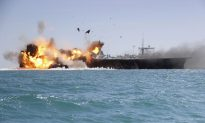 Iran Says It Flew Drone Over US Aircraft Carrier