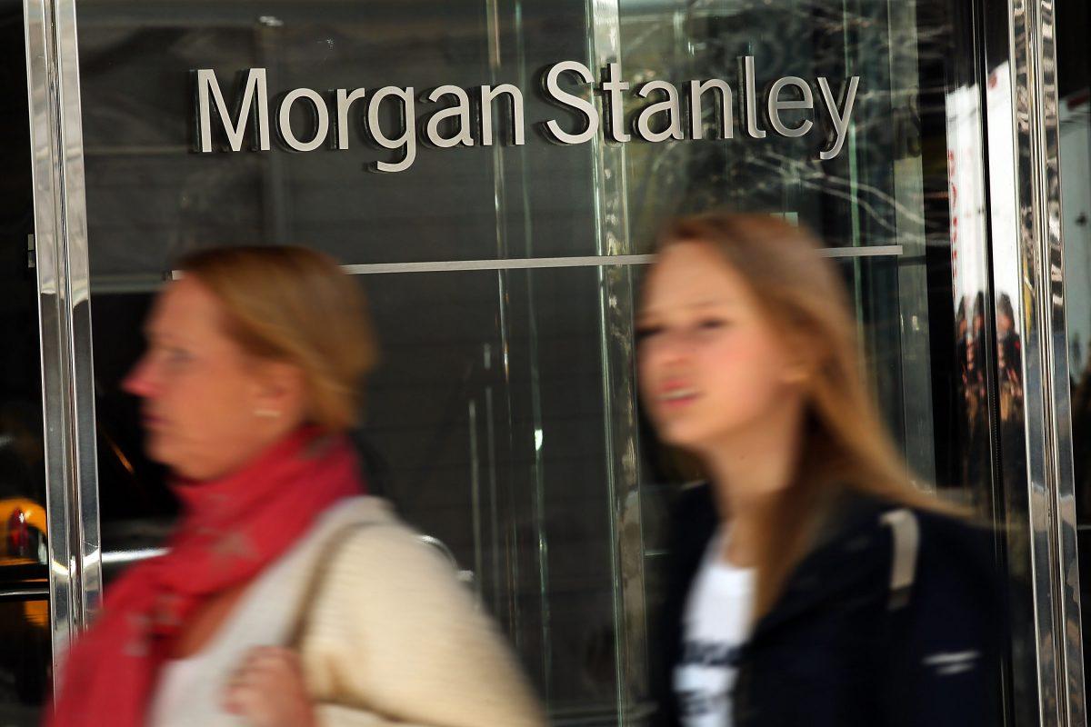 Morgan Stanley to Buy E*Trade Financial in $13 Billion Deal
