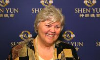 No Words to Express the Beauty of Shen Yun, Says Singer