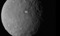 NASA's Dawn Spacecraft Spots Two Bright Points on Ceres (Video)