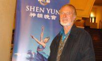 Musician Sees Heaven in Shen Yun