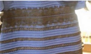 Blue and Black or White and Gold? Dress Confuses Many; There's a Possible Explanation