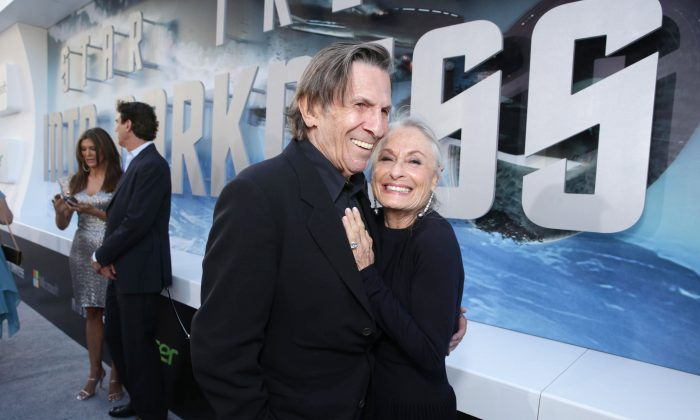 Leonard Nimoy, of Mr. Spock fame, died on Friday at age 83. He suffered from chronic obstructive pulmonary disease, or COPD, caused by smoking cigarettes.  (Photo by Eric Charbonneau/Invision/AP)