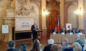 Renowned Guests Discuss Forced Organ Harvesting at Conference in Prague