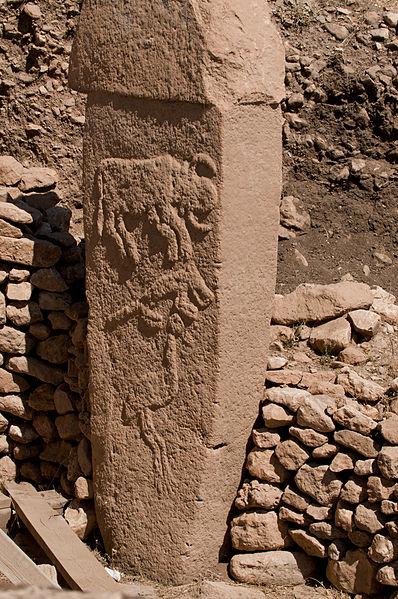 Monolith at Gobekli Tepe (Wade Shepard, Vagabond Journey)