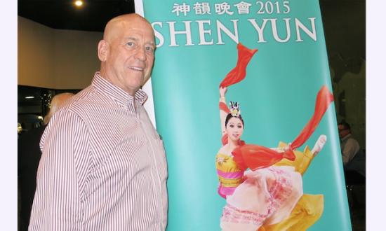 Company President Says Shen Yun 'Priceless'