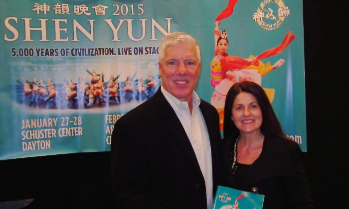 Shen Yun Shows a 'Connecting Point for All of Us'