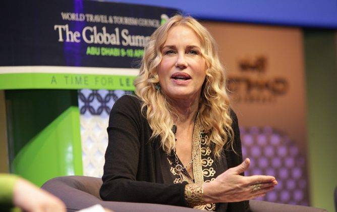 Daryl Hannah has been open about her autism. World Travel and Tourism, CC BY