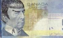 Leonard Nimoy: Star Trek's Iconic 'Mr. Spock' Sparks Canadian Five Dollar Bill Meme