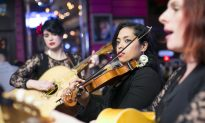 First Female Mariachi Band in New York Empowers More Than Women