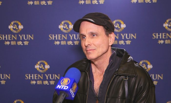 Shen Yun, 'Everything about it was really unique'