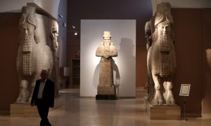 Phew! Remember Those Statues ISIS Smashed? They 'Were Fakes'
