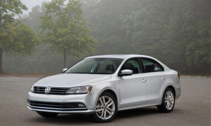 2015 Volkswagen Jetta (Courtesy of Volkswagen)