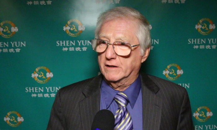 Former Symphony Board President: Shen Yun's Music Is 'Almost Like a Resurrection'
