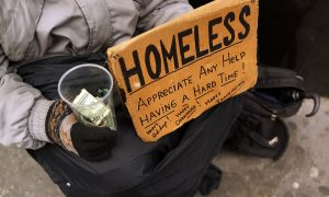 NY's Homeless Population Hits Record High as Poverty Explodes in America