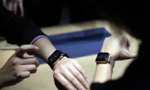 Your Apple Watch May Soon Be Able to Order Room Service