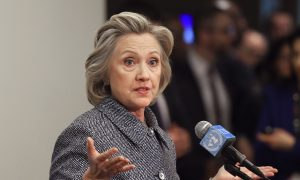 Hillary Clinton Explains Why She Deleted 30,000 Personal Emails