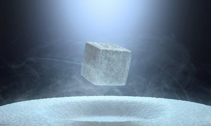Superconducting materials have strange and unusual properties including magnetic levitation. (ktsimage/iStock/Thinkstock)