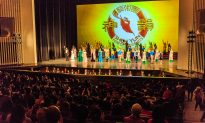Tenor: Shen Yun's Music Inspires Our Ethnic Roots