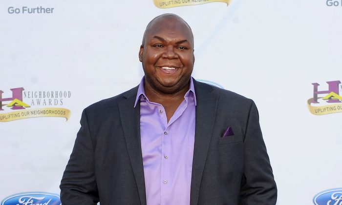 This Aug. 10, 2013 file photo released by Ford Motor Company shows actor Windell Middlebrooks at the 11th Annual Ford Neighborhood Awards in Las Vegas, Nev. Middlebrooks, who played a no-nonsense beer delivery man in TV commercials, died Monday, March 9, 2015. Further details were not immediately available. (AP Photo/Ford Motor Company, Frank Micelotta)