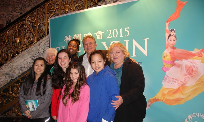A Message for Shen Yun: 'We Admire You Very Much'