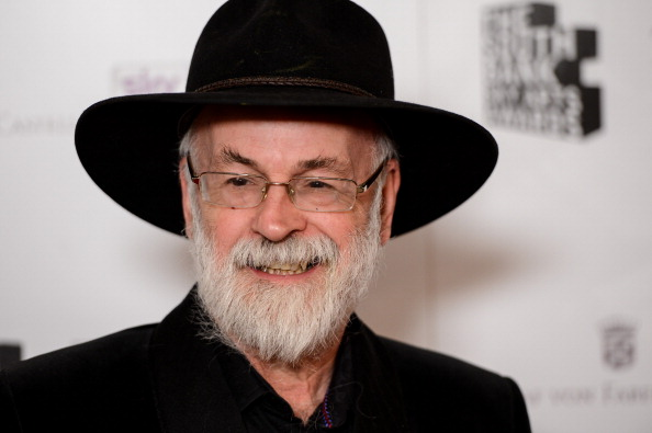 """Terry Pratchett, the well-known fantasy author, is dead, according to reports. He's probably best known for his """"Discworld"""" series. (Ian Gavan/Getty Images)"""
