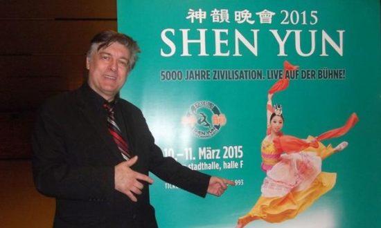 Vienna Salutes Shen Yun
