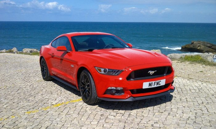 2015 Ford Mustang GT (Courtesy of NetCarShow.com)