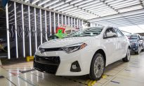 Toyota Mississippi Celebrates 500,000th Corolla Rolling Off the Line