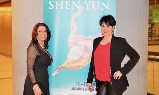 Shen Yun, 'It Looked so Effortless'