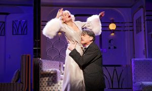 Theater Review: 'On the Twentieth Century'