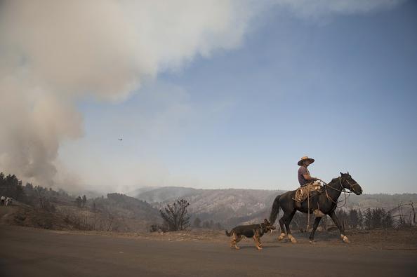 (Photo credit should read VLADIMIR RODAS/AFP/Getty Images)