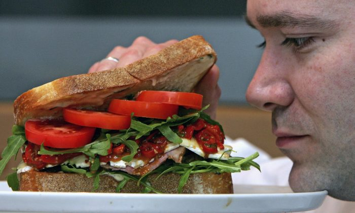 Who ate your sandwich? (Scott Barbour/Getty Images)