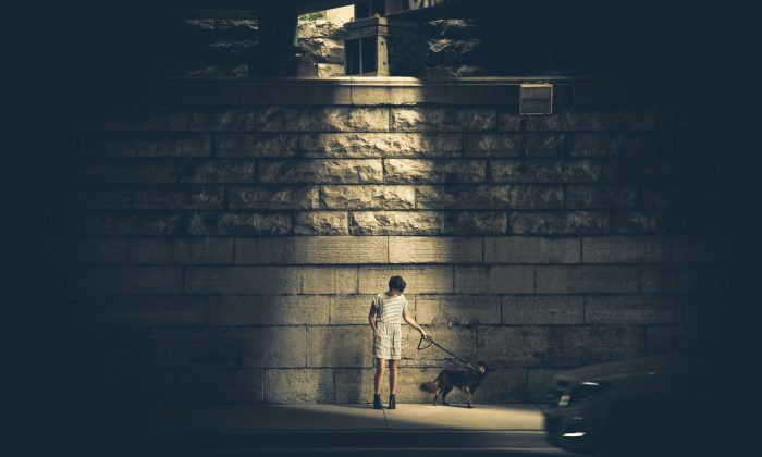 The first version of the test used a set of photos depicting urban street scenes. But the concept could conceivably expand to include all kinds of photos, say the researchers. (Matthiew Wiebe, Unsplash)