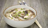 Shiitake for Immunity, Iron, and Vitamin D