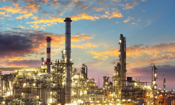 Fossil fuels can only go so far towards meeting our burgeoning energy demands. (TomasSereda/iStock/Thinkstock)