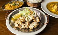 Chef Lala Sharma's Chicken Ginger Kebabs