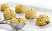 Recipe: Almond Butter Cookies