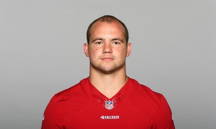 Despite retiring after just one season in the NFL, Chris Borland made over one million dollars. (AP Photo)