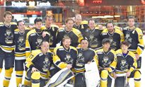 Overtime Win for Tycoons in Playoff Final