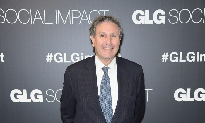 Carl Weisbrod, NYC's Department of City Planning Director, at the GLG Social Impact Fellows Event in New York on on Sept. 15, 2014. (Michael Loccisano/Getty Images for GLG)