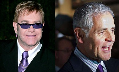 "Elton John called ""Gay Taliban"" by Italian Senator Formigoni"